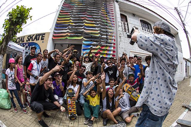 Skate promove inclusãosocial